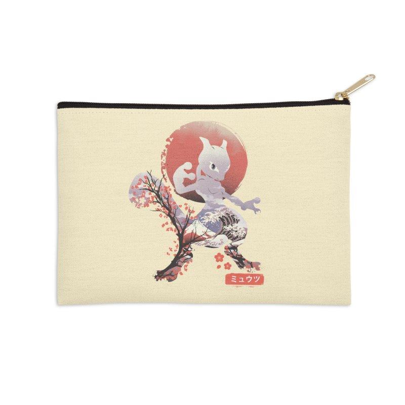 Psychic Ninja Accessories Zip Pouch by dandingeroz's Artist Shop
