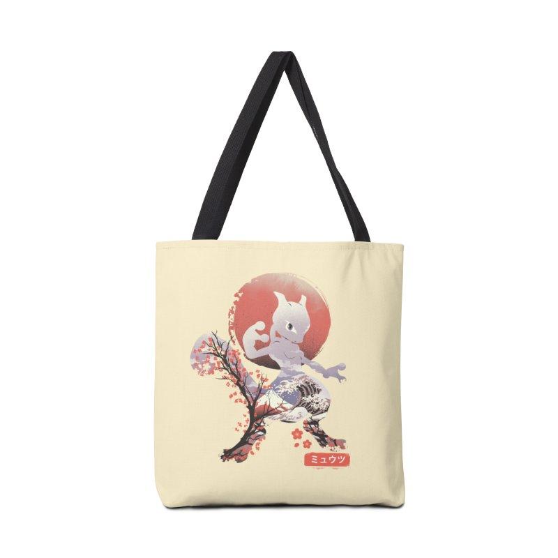Psychic Ninja Accessories Tote Bag Bag by dandingeroz's Artist Shop