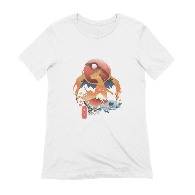 Flame Ninja Women's Extra Soft T-Shirt by dandingeroz's Artist Shop
