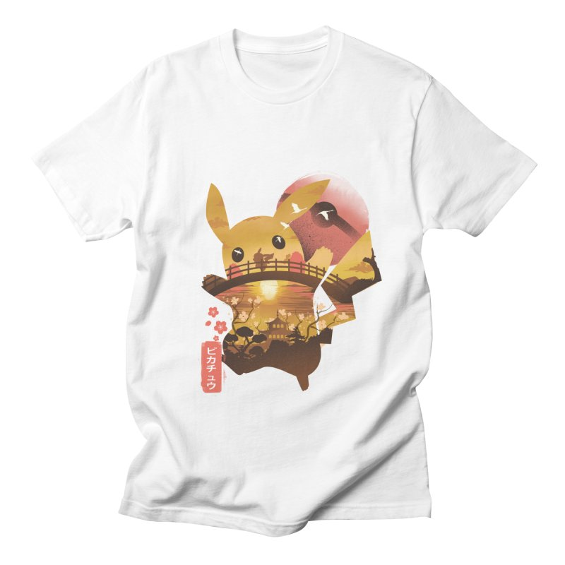 Electric Ninja Women's Regular Unisex T-Shirt by dandingeroz's Artist Shop