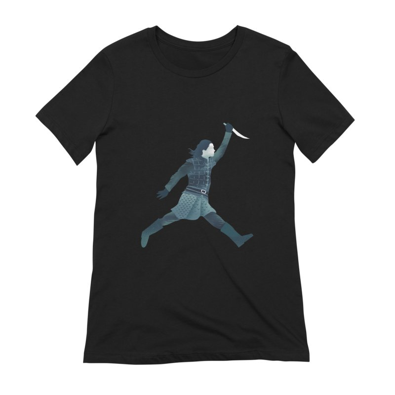 Air Arya Women's Extra Soft T-Shirt by dandingeroz's Artist Shop