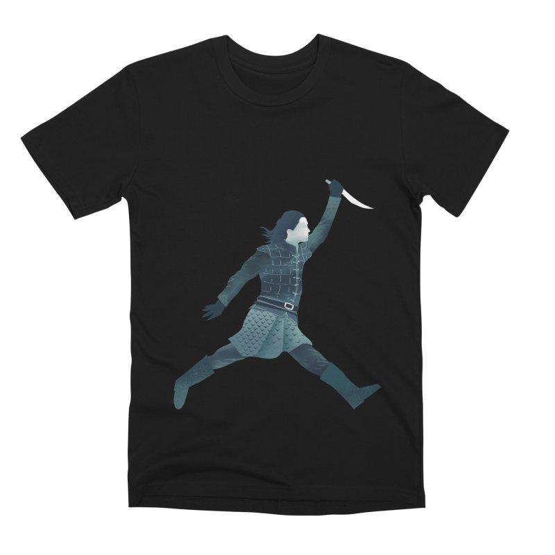 Air Arya Men's Premium T-Shirt by dandingeroz's Artist Shop