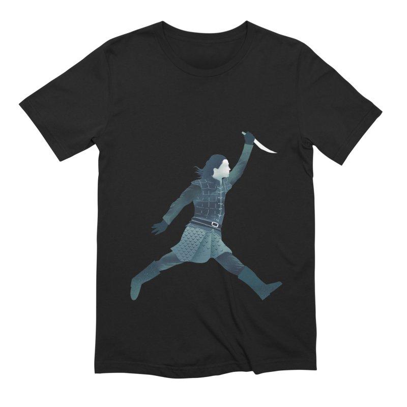 Air Arya Men's Extra Soft T-Shirt by dandingeroz's Artist Shop