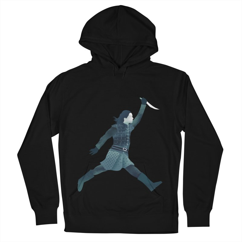 Air Arya Men's French Terry Pullover Hoody by dandingeroz's Artist Shop