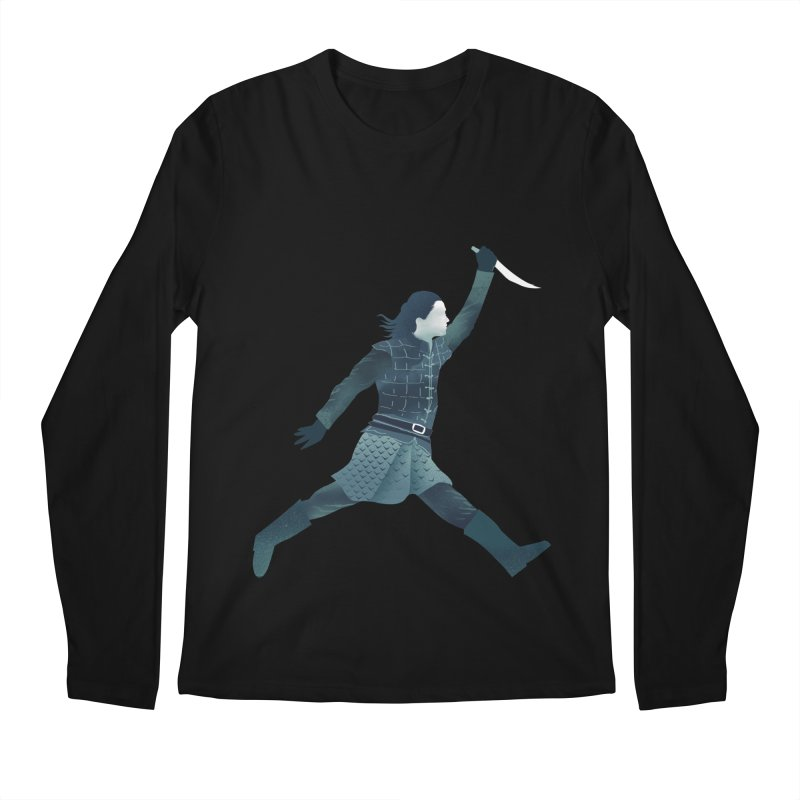 Air Arya Men's Regular Longsleeve T-Shirt by dandingeroz's Artist Shop