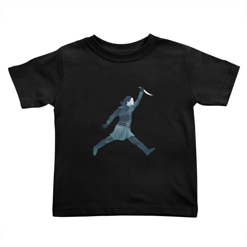Air Arya Kids Toddler T-Shirt by dandingeroz's Artist Shop