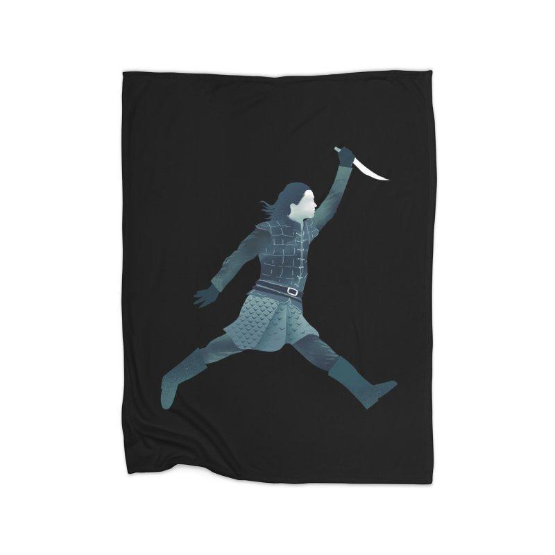 Air Arya Home Fleece Blanket Blanket by dandingeroz's Artist Shop