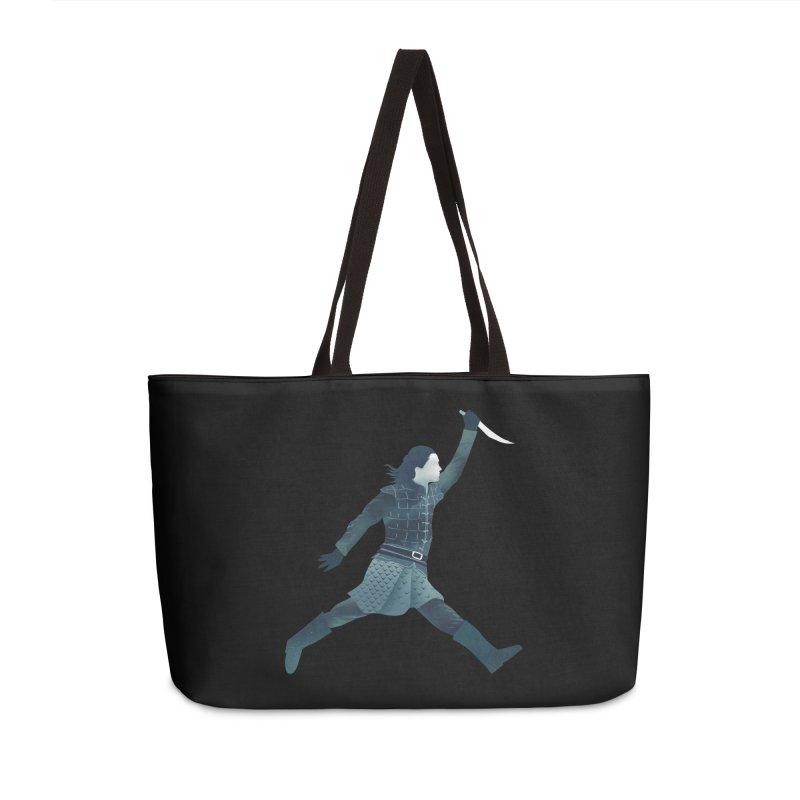 Air Arya Accessories Weekender Bag Bag by dandingeroz's Artist Shop