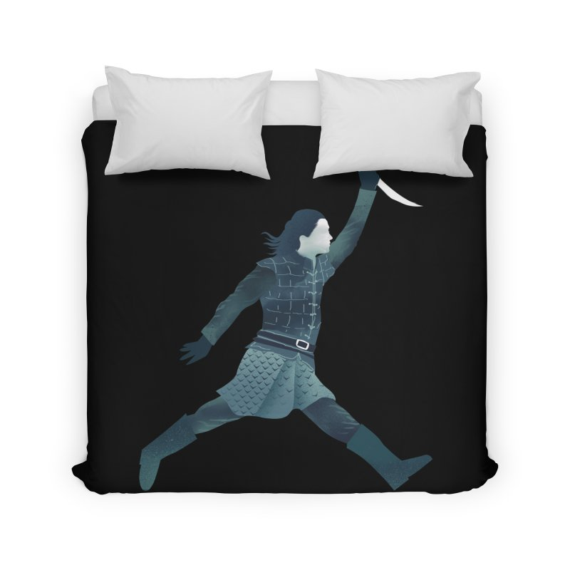 Air Arya Home Duvet by dandingeroz's Artist Shop