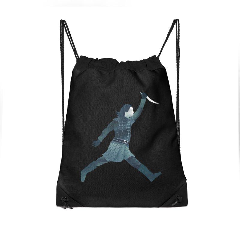 Air Arya Accessories Drawstring Bag Bag by dandingeroz's Artist Shop