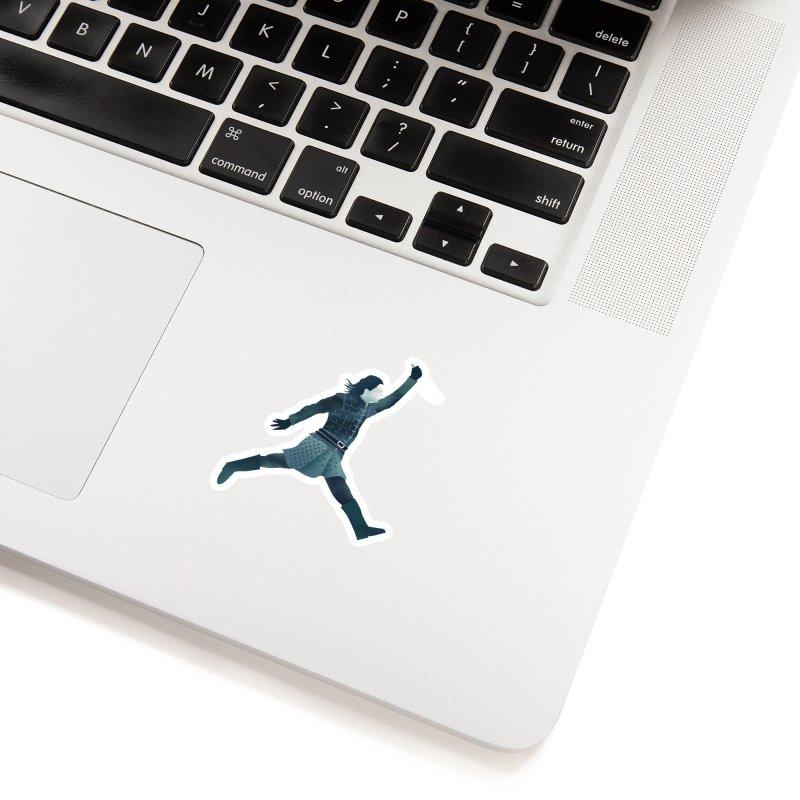 Air Arya Accessories Sticker by dandingeroz's Artist Shop