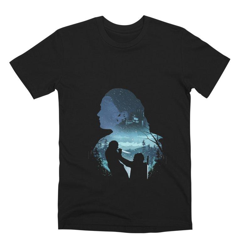 The Night King Slayer Men's Premium T-Shirt by dandingeroz's Artist Shop