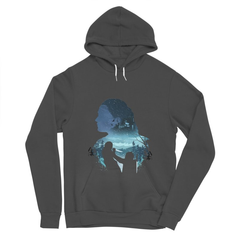 The Night King Slayer Men's Sponge Fleece Pullover Hoody by dandingeroz's Artist Shop