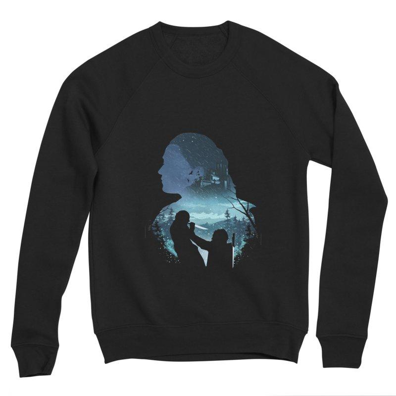 The Night King Slayer Men's Sponge Fleece Sweatshirt by dandingeroz's Artist Shop