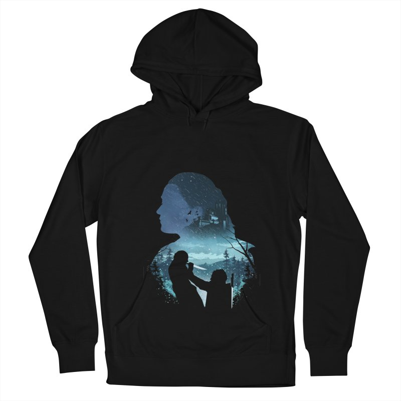 The Night King Slayer Women's French Terry Pullover Hoody by dandingeroz's Artist Shop