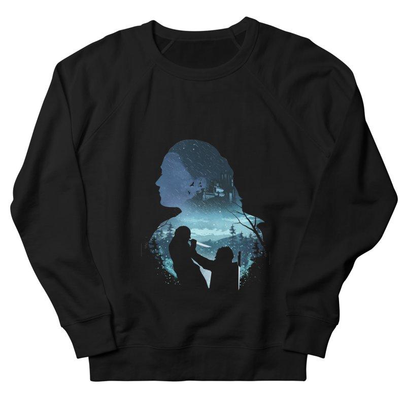 The Night King Slayer Men's French Terry Sweatshirt by dandingeroz's Artist Shop