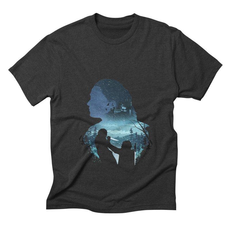 The Night King Slayer Men's Triblend T-Shirt by dandingeroz's Artist Shop