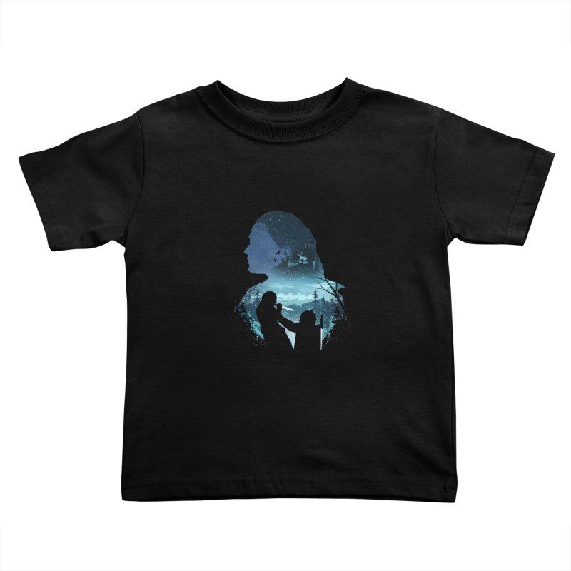 The Night King Slayer Kids Toddler T-Shirt by dandingeroz's Artist Shop