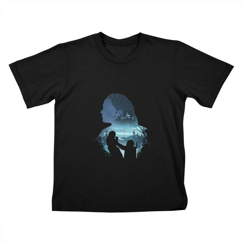 The Night King Slayer Kids T-Shirt by dandingeroz's Artist Shop