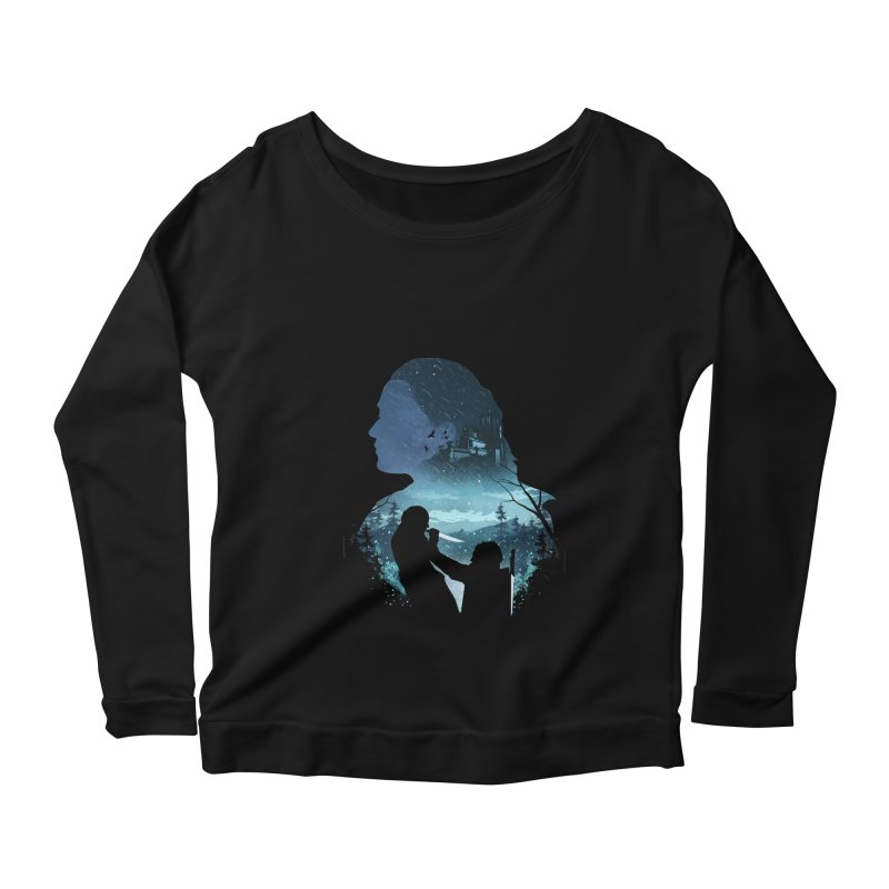 The Night King Slayer Women's Scoop Neck Longsleeve T-Shirt by dandingeroz's Artist Shop