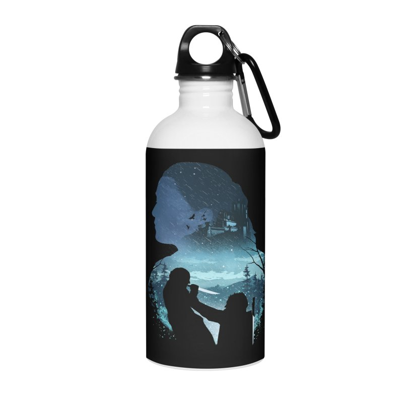 The Night King Slayer Accessories Water Bottle by dandingeroz's Artist Shop