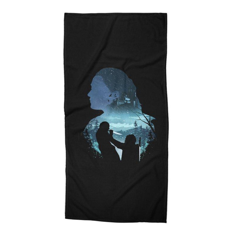 The Night King Slayer Accessories Beach Towel by dandingeroz's Artist Shop