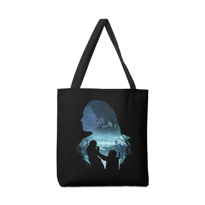 The Night King Slayer Accessories Tote Bag Bag by dandingeroz's Artist Shop
