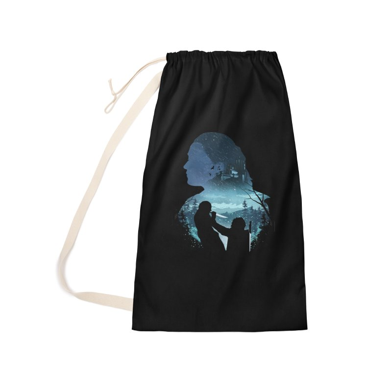The Night King Slayer Accessories Laundry Bag Bag by dandingeroz's Artist Shop