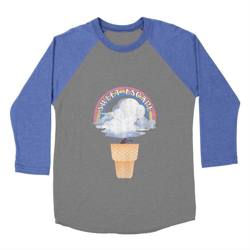 Sweet Escape Women's Longsleeve T-Shirt by dandingeroz's Artist Shop