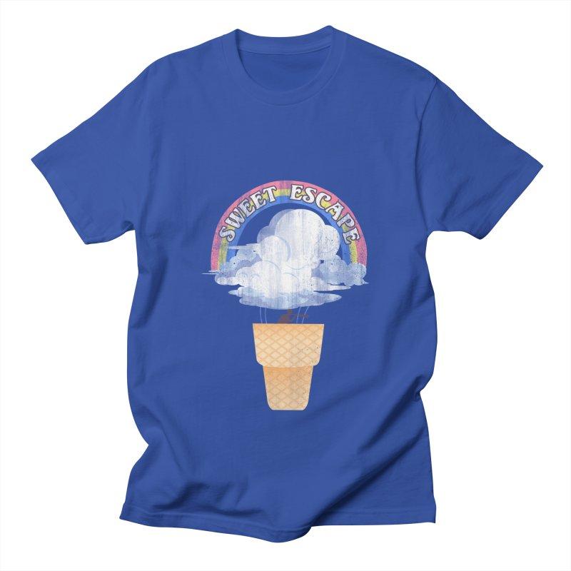 Sweet Escape Women's Regular Unisex T-Shirt by dandingeroz's Artist Shop