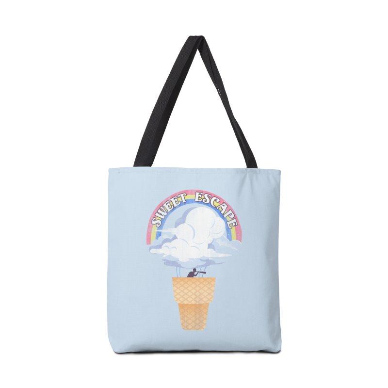 Sweet Escape Accessories Tote Bag Bag by dandingeroz's Artist Shop