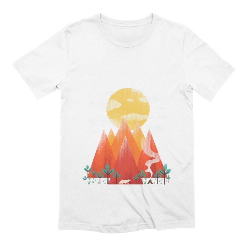 Hunting Day Men's Extra Soft T-Shirt by dandingeroz's Artist Shop