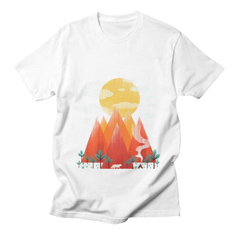 Hunting Day Women's Regular Unisex T-Shirt by dandingeroz's Artist Shop