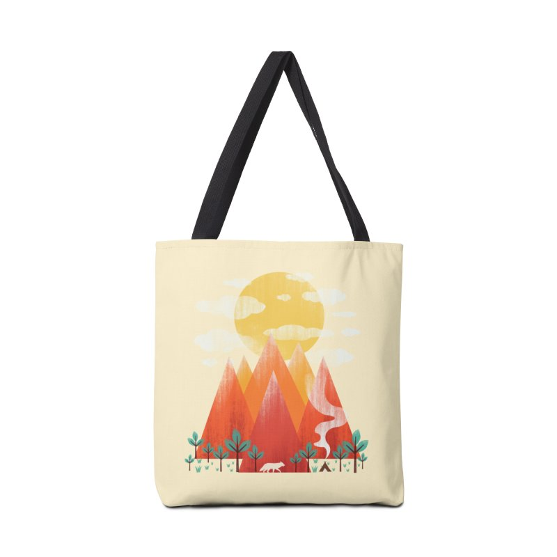 Hunting Day Accessories Tote Bag Bag by dandingeroz's Artist Shop
