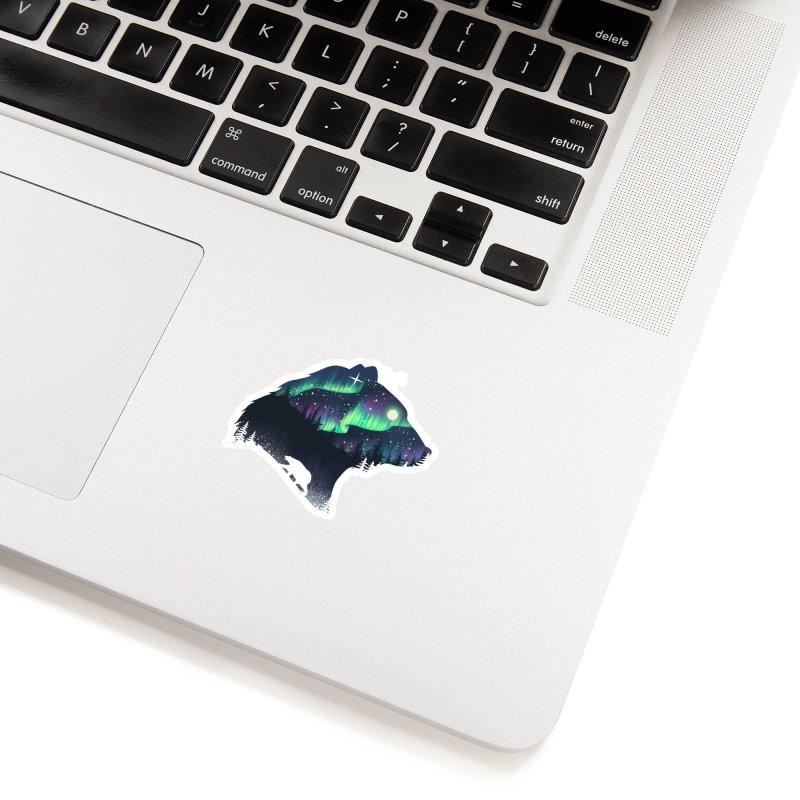 Northern Lights Accessories Sticker by dandingeroz's Artist Shop
