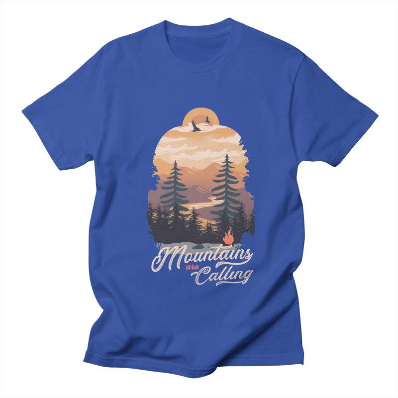 Camping Club Women's Regular Unisex T-Shirt by dandingeroz's Artist Shop