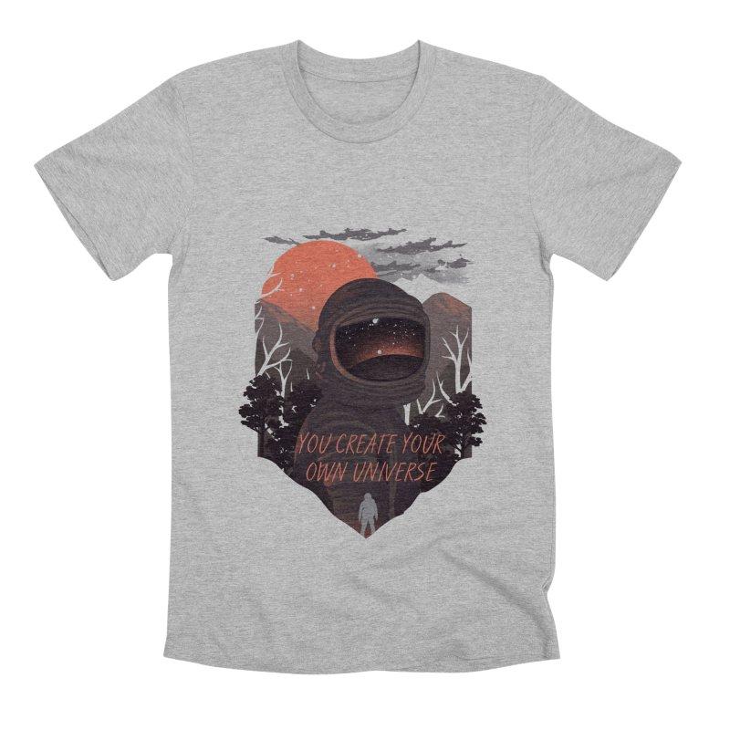 Create your own universe Men's Premium T-Shirt by dandingeroz's Artist Shop