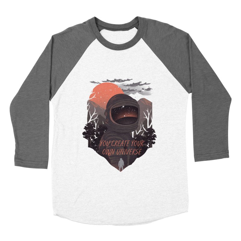 Create your own universe Women's Longsleeve T-Shirt by dandingeroz's Artist Shop