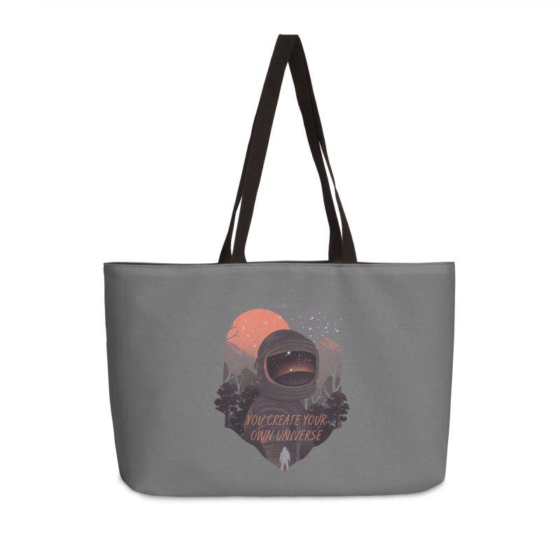 Create your own universe Accessories Weekender Bag Bag by dandingeroz's Artist Shop