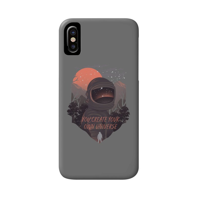 Create your own universe Accessories Phone Case by dandingeroz's Artist Shop