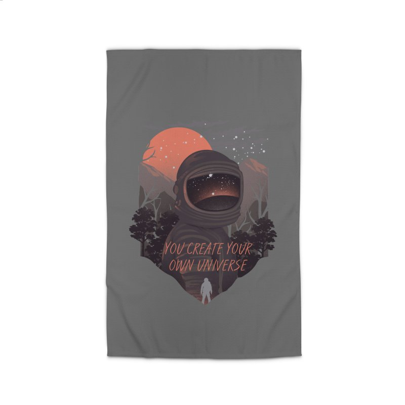 Create your own universe Home Rug by dandingeroz's Artist Shop
