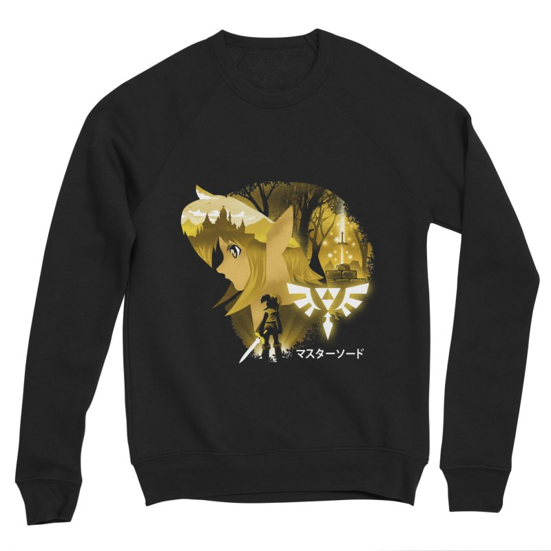 The Chosen Hero Women's Sweatshirt by dandingeroz's Artist Shop
