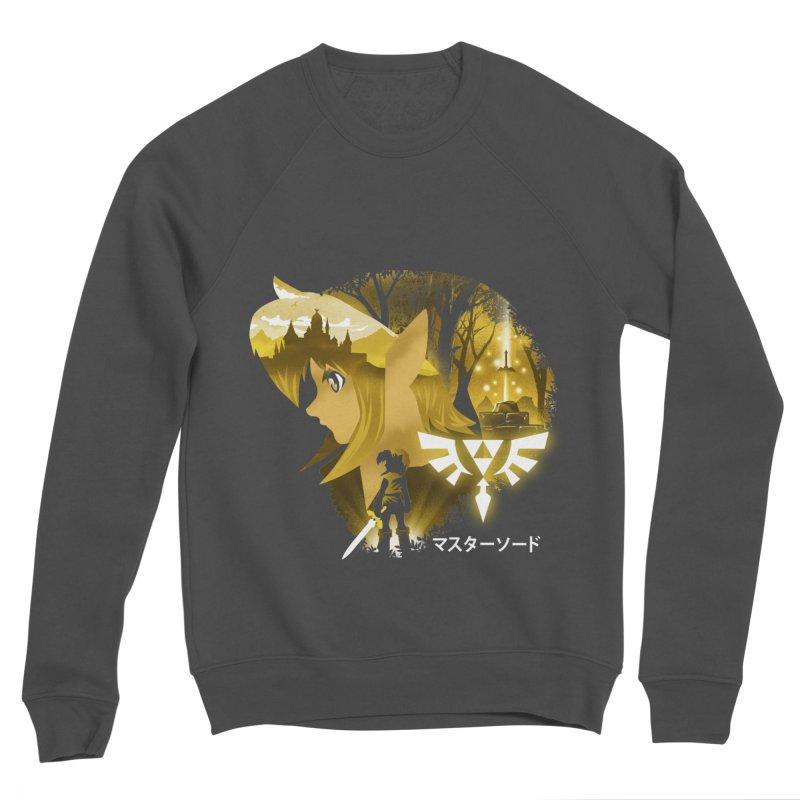 The Chosen Hero Women's Sponge Fleece Sweatshirt by dandingeroz's Artist Shop