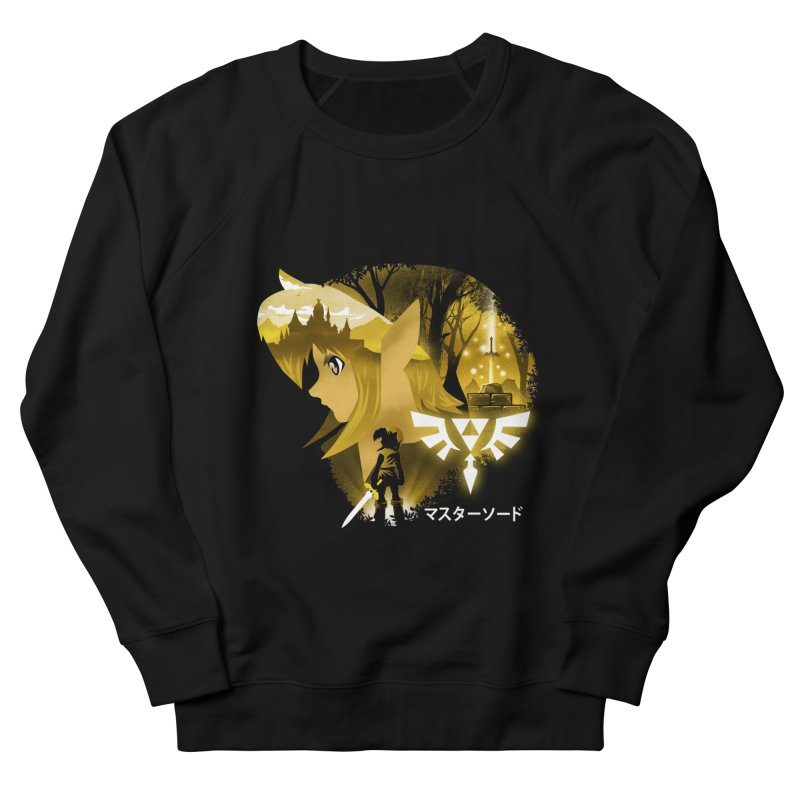 The Chosen Hero Men's Sweatshirt by dandingeroz's Artist Shop