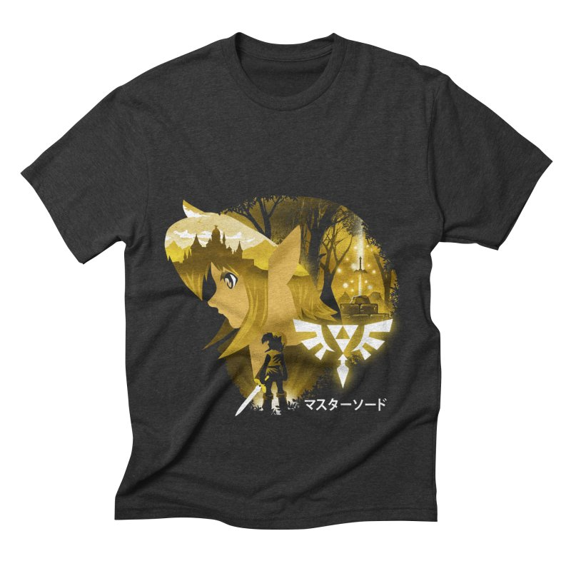 The Chosen Hero Men's T-Shirt by dandingeroz's Artist Shop
