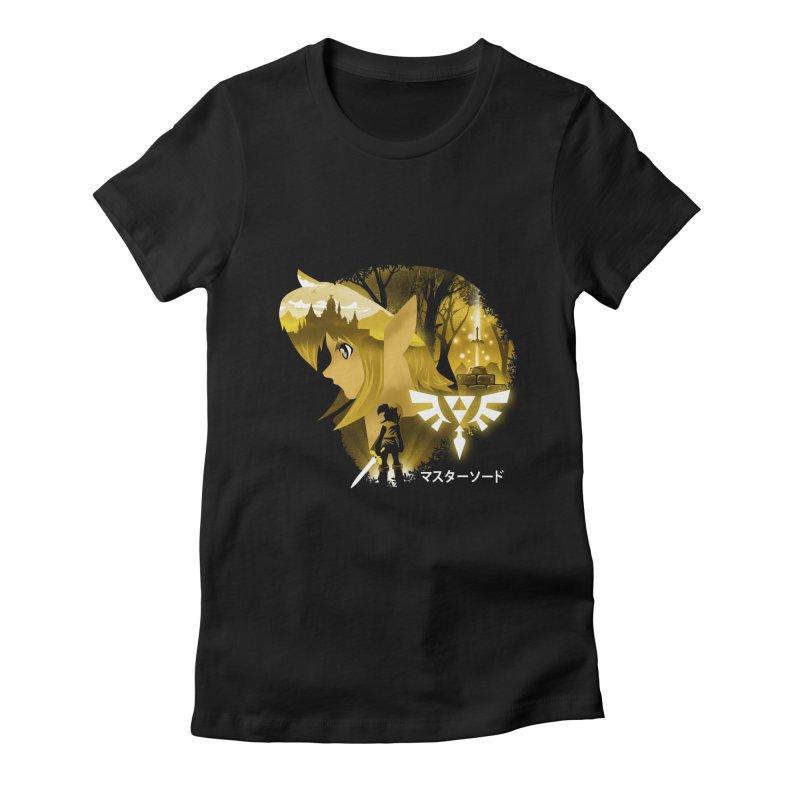 The Chosen Hero Women's T-Shirt by dandingeroz's Artist Shop