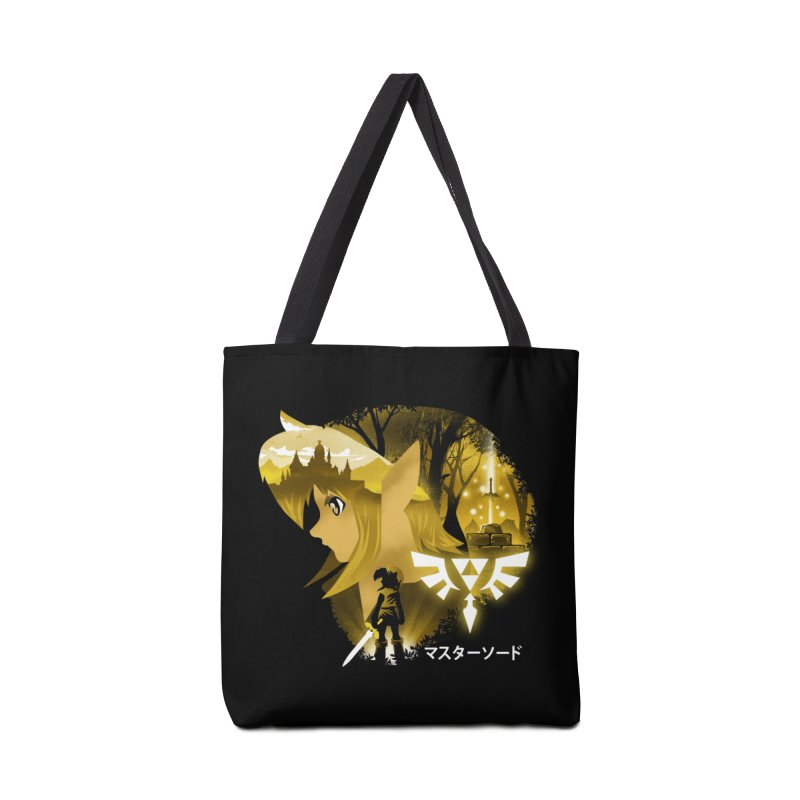 The Chosen Hero Accessories Tote Bag Bag by dandingeroz's Artist Shop