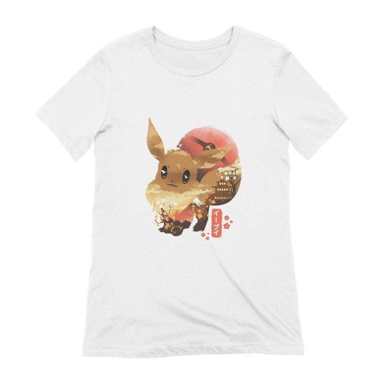 Evolution Monster Women's Extra Soft T-Shirt by dandingeroz's Artist Shop