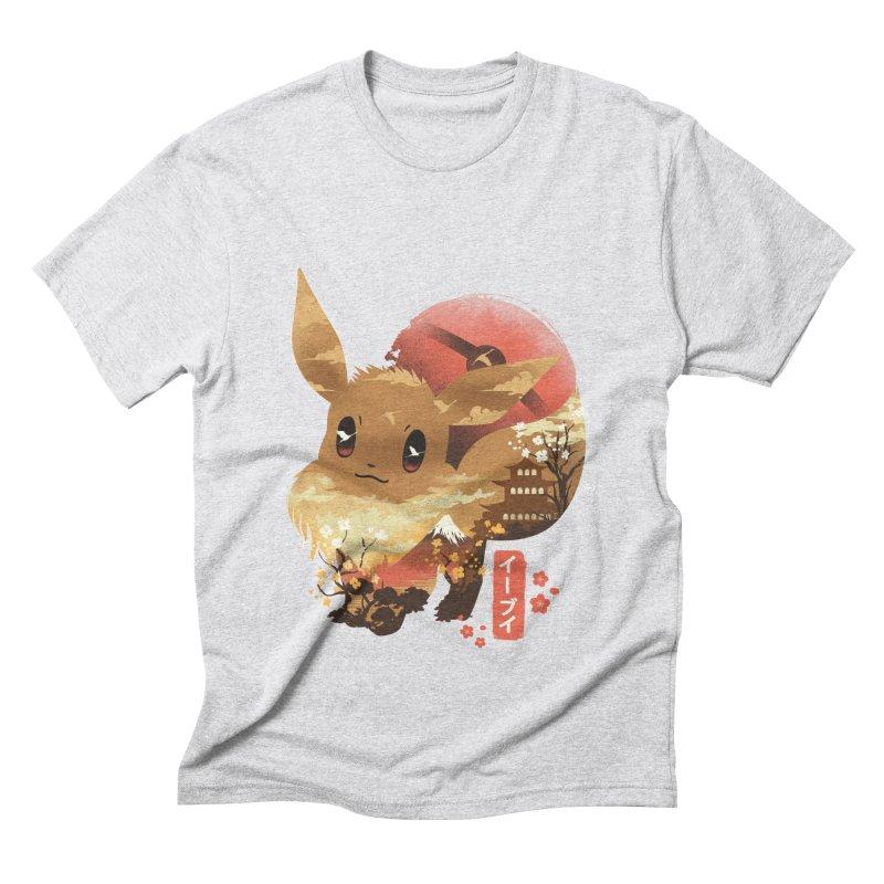 Evolution Monster Men's Triblend T-Shirt by dandingeroz's Artist Shop