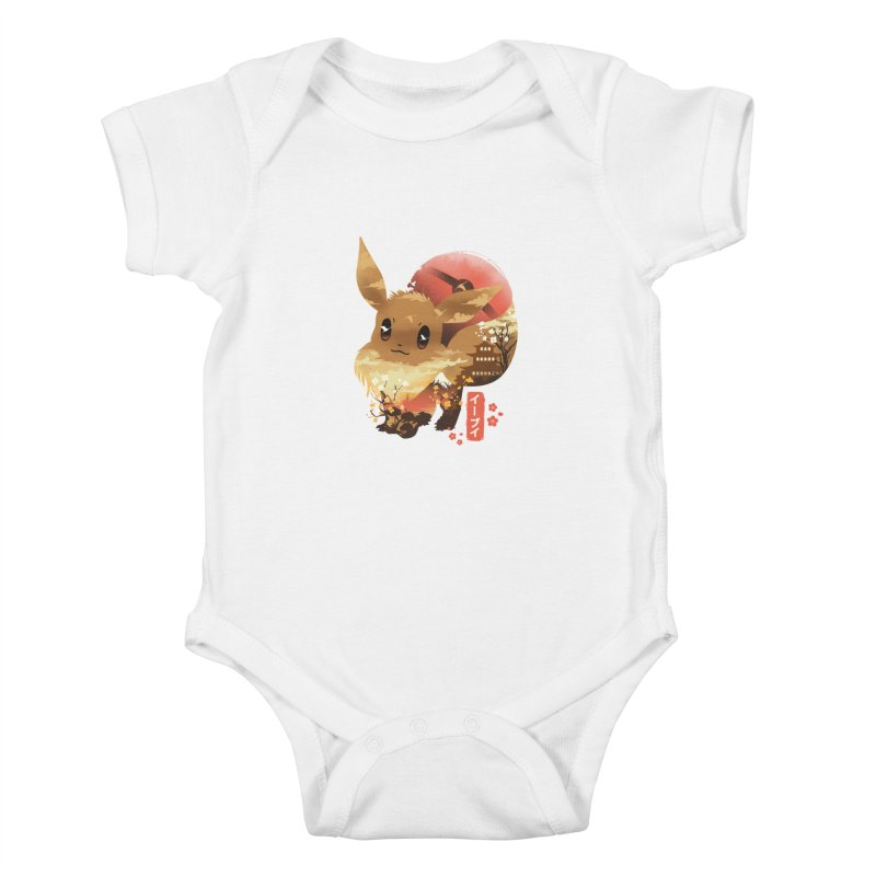 Evolution Monster Kids Baby Bodysuit by dandingeroz's Artist Shop